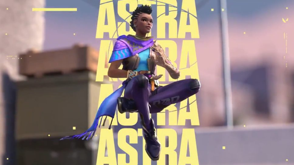 """Riot unveils """"mind blowing"""" new agent Astra"""
