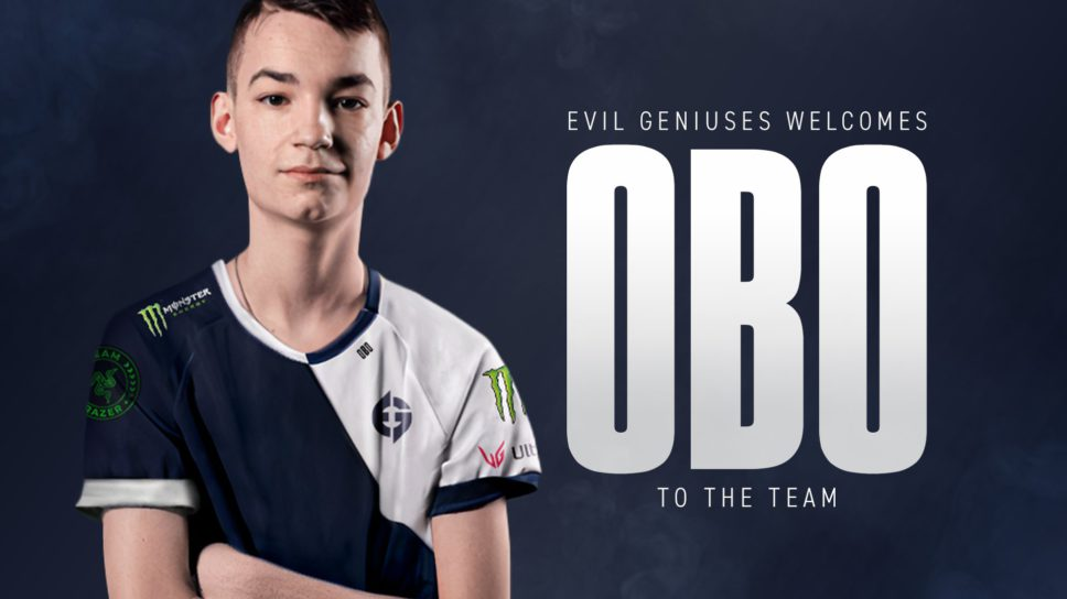 Evil Geniuses and Team Dignitas make Changes to CSGO Rosters