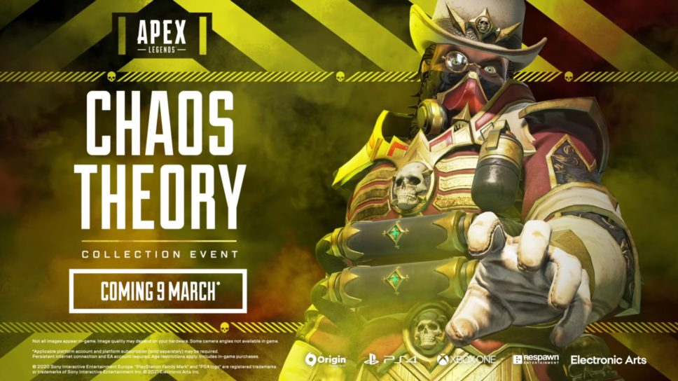 Chaos Theory patch brings Solo option and care package tweaks