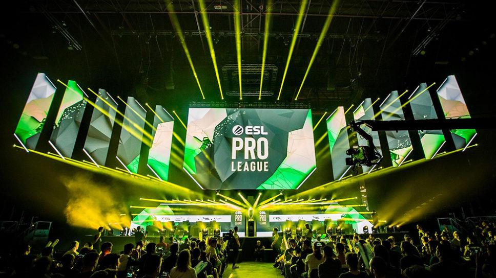 The ESL Pro League Player Council gives a voice to participating teams