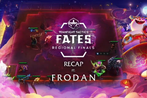 Frodan's review of the $25,000 TFT Fates NA Regionals