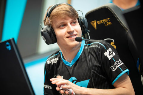Griffin departs CLG after 3 years on the roster