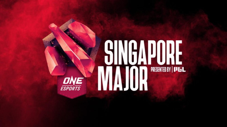 1 in 3 rosters already affected by COVID situation at Singapore Major