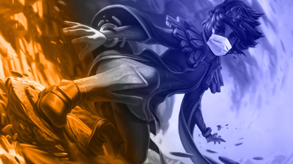 How League of Legends esports thrived in the world of COVID-19