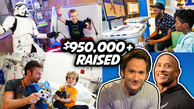 """Founder Zach Wigal reflects on a """"simply phenomenal"""" year for the Gamers Outreach charity"""