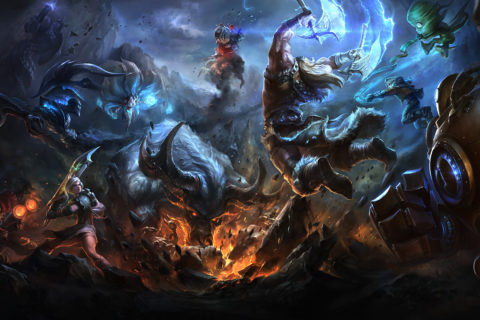Patch 11.8 notes: Gwen hits live servers + Rammus update