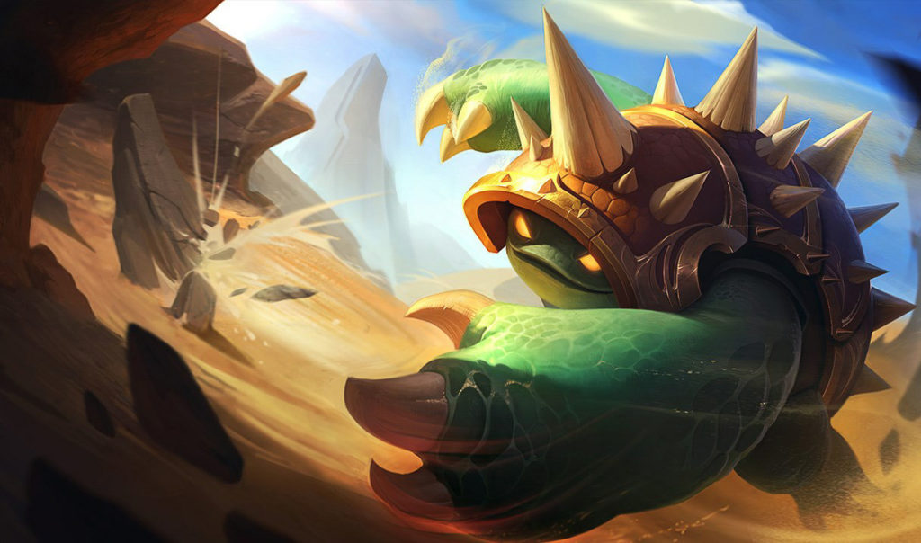 image courtesy of league of legends
