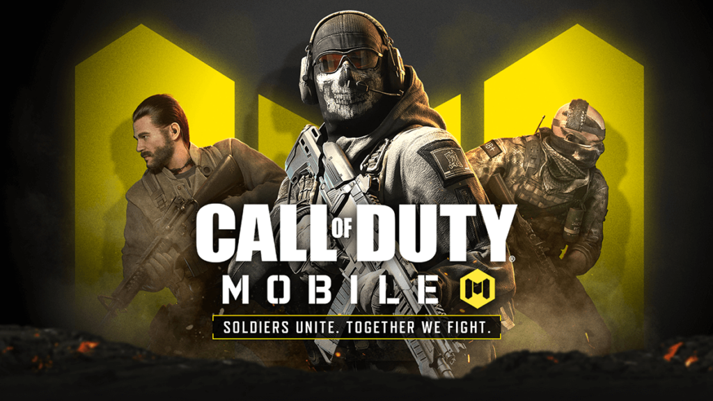 A Call of Duty Mobile poster
