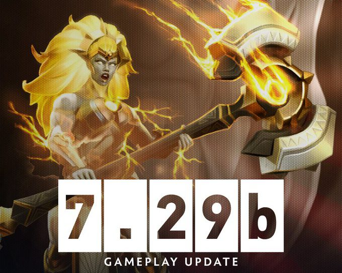 Dota 2's 7.29b update brings an unexpected change to Elder Titan