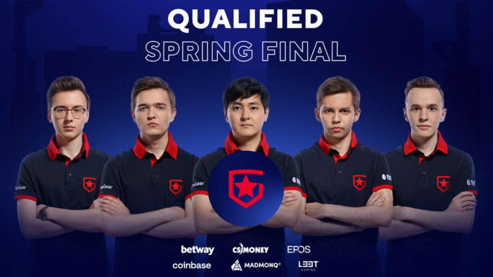 G2 and Gambit Qualify for BLAST Spring Finals 2021