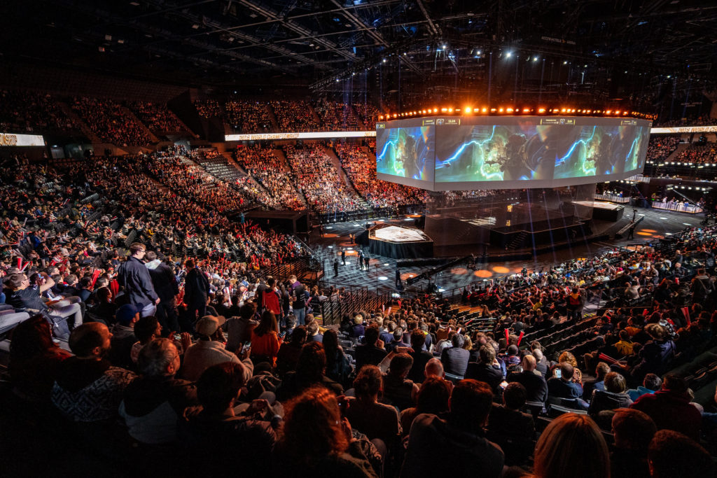 An image of the League of Legends Worlds Championships 2019