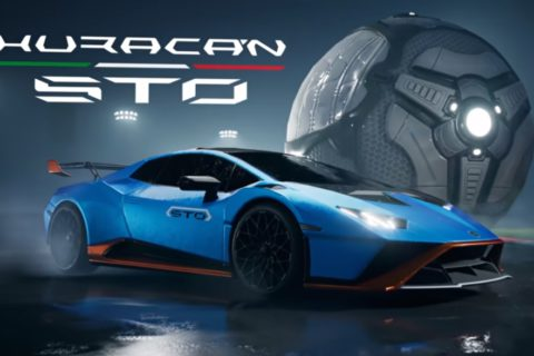 Lamborghini to sponsor RLCS Championship with new events and items