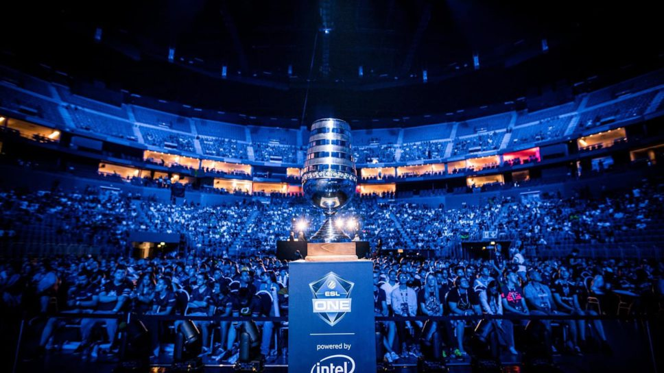 ESL One Cologne confirmed as first ESL LAN event of 2021