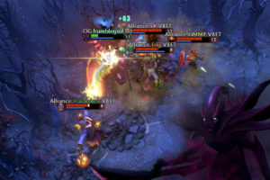 Even Gods can bleed – OG humbled by Alliance in DPC