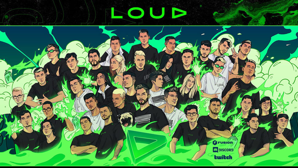 LOUD, the new organization taking esports by storm and leading a revolution
