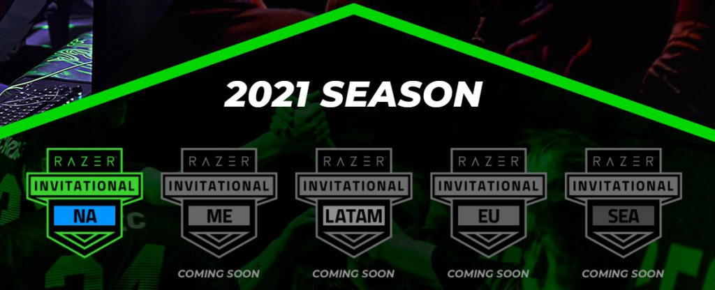 Razer Invitational NA