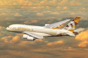 Etihad Airways enters into a multi-year partnership with Team Nigma