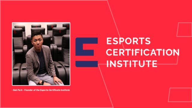 """We definitely messed up"" says Esports Certificate creator Seb Park. Aims to improve ECI"