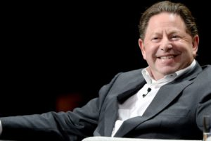 Activision Blizzard CEO Bobby Kotick agrees to a 50% pay cut