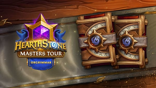 Hearthstone Masters Orgrimmar Image Logo
