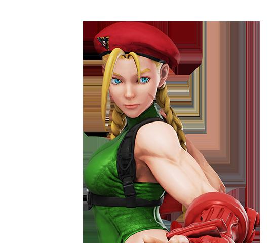 Cammy from Street Fighter V