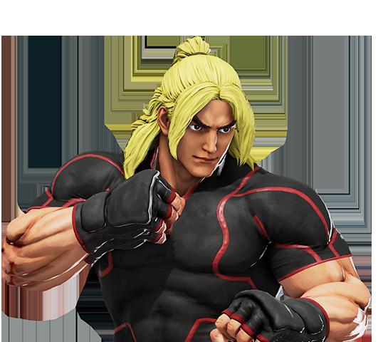 Ken from Street Fighter V