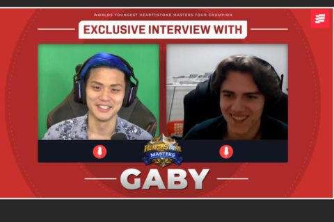 """Interview with Masters champion Gaby: """"I'm going to win Worlds this year"""""""