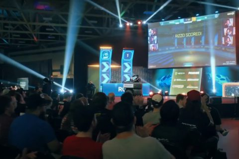 Intel World Open confirmed with Rocket League and Street Fighter V events
