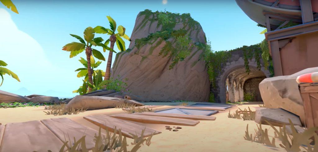 A screenshot from Breeze