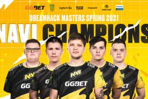 Na'Vi sweep Gambit 3-0 in DreamHack Masters Spring grand finals