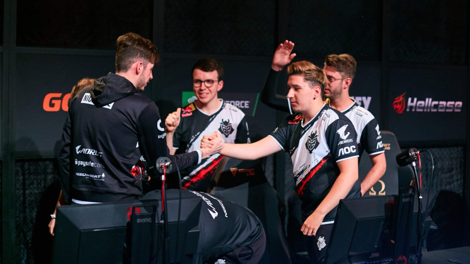 G2 Narrowly Beat FaZe in Exciting Series at Flashpoint 3
