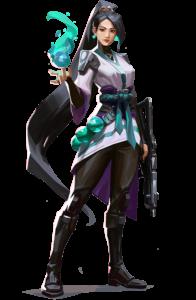 VALORANT agent Sage