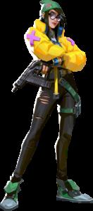 VALORANT agent Killjoy