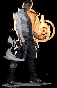 VALORANT agent Phoenix