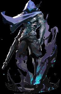 VALORANT agent Omen