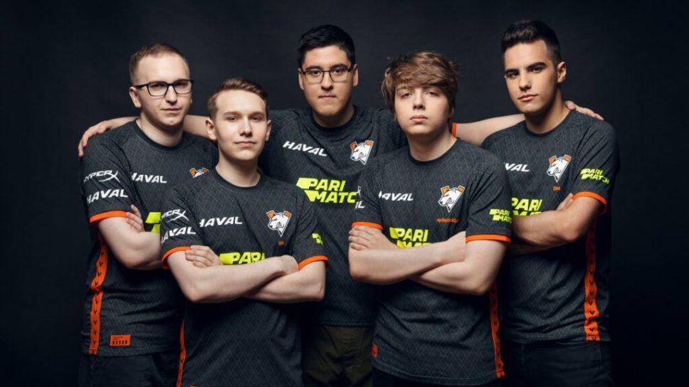 Virtus Pro snatch victory after Team Spirit's lapse of judgement