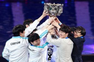 Here are the teams that have qualified for the 2021 LoL World Championship
