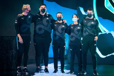 Damwon KIA qualify for MSI Knockout Stage but Cloud9 in real danger
