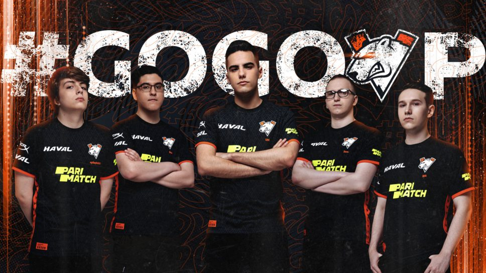 Undefeated and Undisputed – Virtus Pro punch their ticket to the International