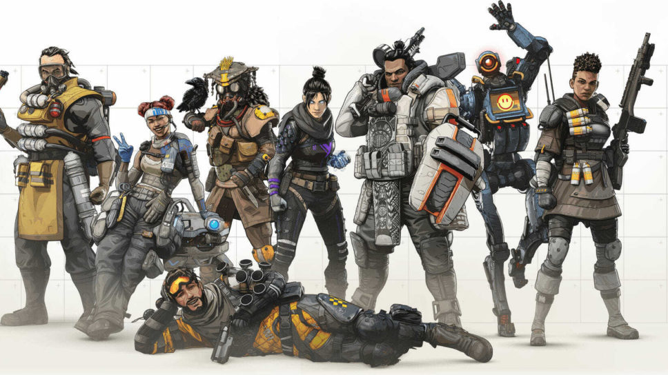 The ultimate Apex Legends solo queue tier list to help win your pubs