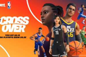 Fortnite x NBA crossover to celebrate the 2021 NBA Playoffs