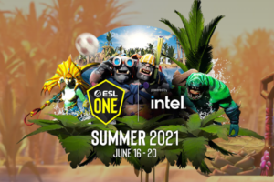 ESL One Summer 2021 will be the first non-DPC event of the year