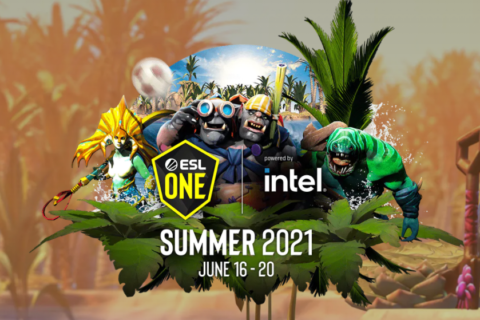 The Final 12 Teams Invited to ESL One Summer 2021