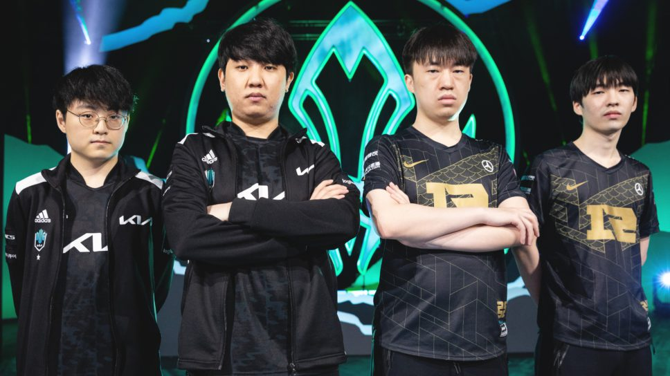 MSI 2021: Damwon survive five-game scare to advance to grand final