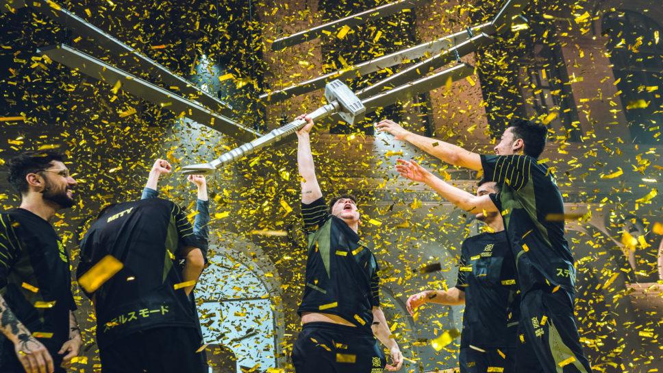 The Ninjas in Pyjamas are your Six Invitational 2021 champions