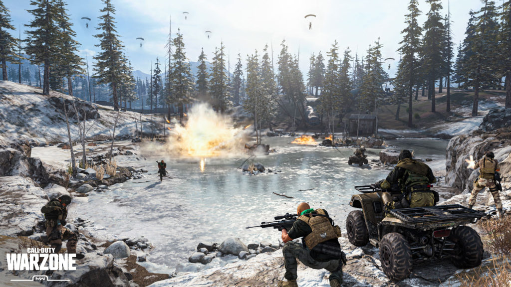 call of duty warzone free download