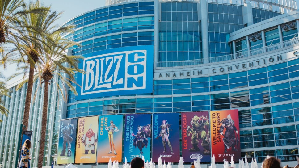 Blizzard cancels Blizzcon 2021; announces global event  in early 2022