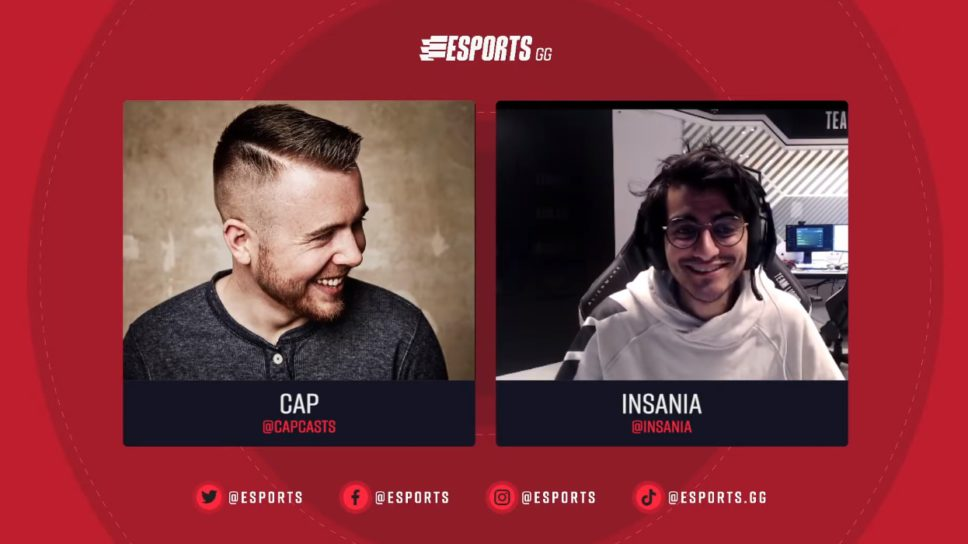"""INSaNiA: """"When you're having fun, the things that are hard about the game become easier"""""""