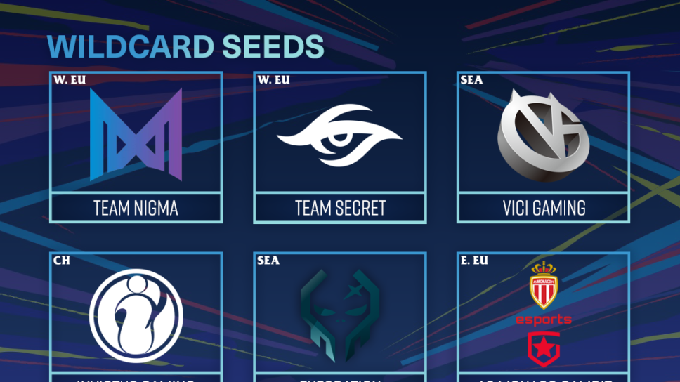 The Animajor Wild Card: The story of six teams competing for glory