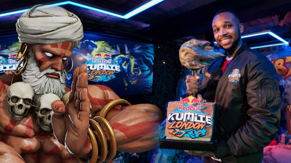 How Mr Crimson became first European to ever win Red Bull Kumite